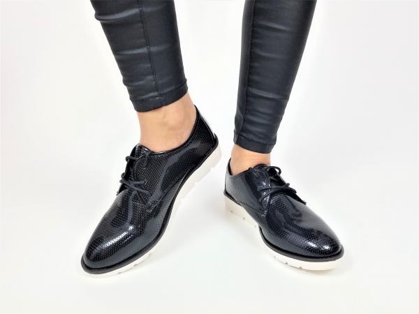 Incaltaminte Black Shine - Pantofi 3