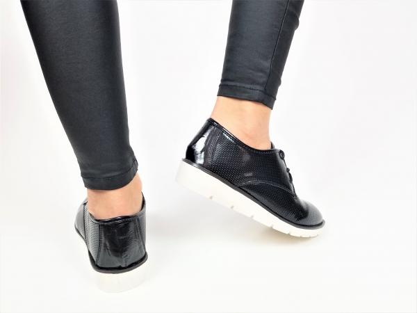 Incaltaminte Black Shine - Pantofi 2