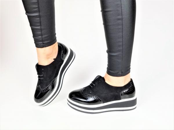 Incaltaminte Oxford Fashion - Pantofi 2