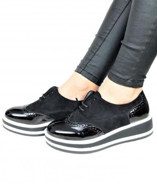 Incaltaminte Oxford Fashion - Pantofi 0