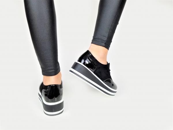 Incaltaminte Oxford Fashion - Pantofi 3