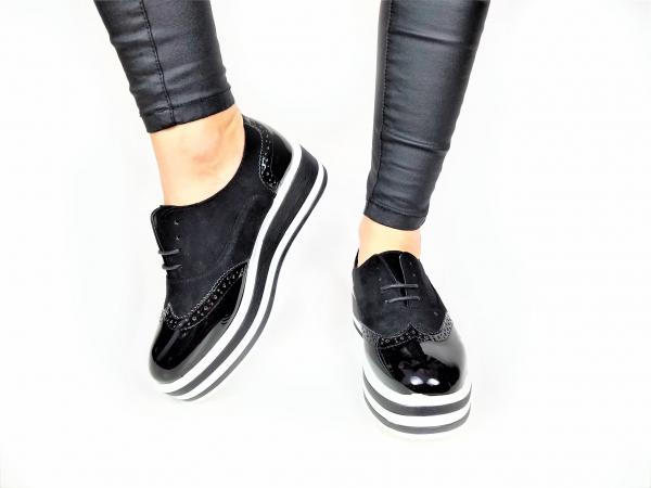 Incaltaminte Oxford Fashion - Pantofi 1