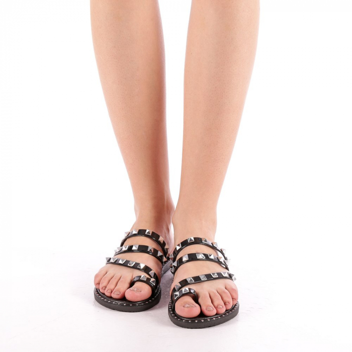 Incaltaminte Straws Slippers  - Papuci [4]