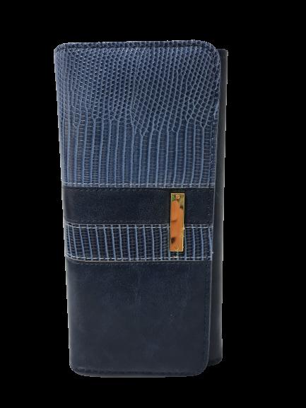 Portofel Dama Piele Eco YY-8744-BLUE 1