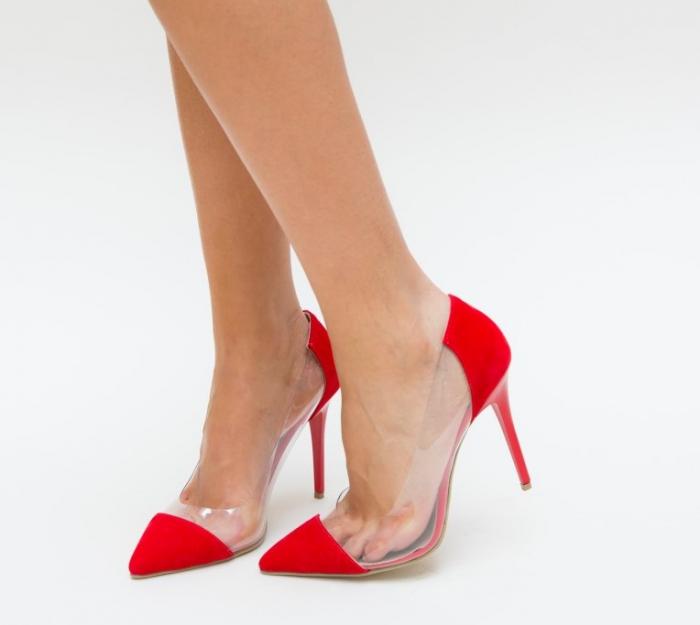 Incaltaminte Clona Red - Pantofi [1]