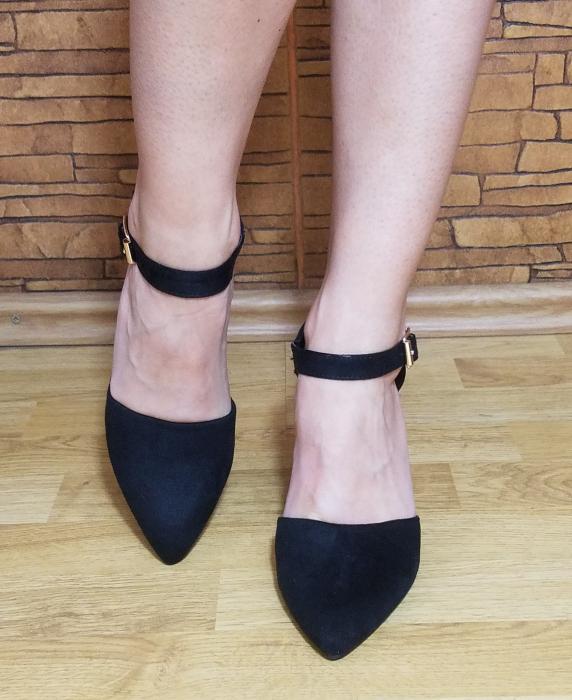 Incaltaminte Roberta Black - Pantofi [3]