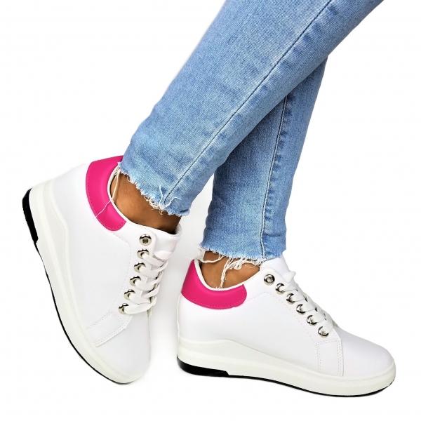 Incaltaminte Rosa - Pantofi Sport 1