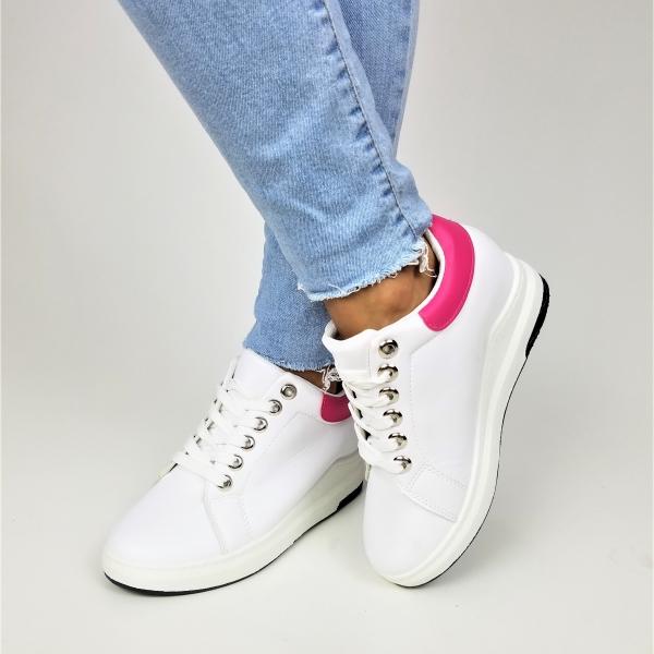 Incaltaminte Rosa - Pantofi Sport 2