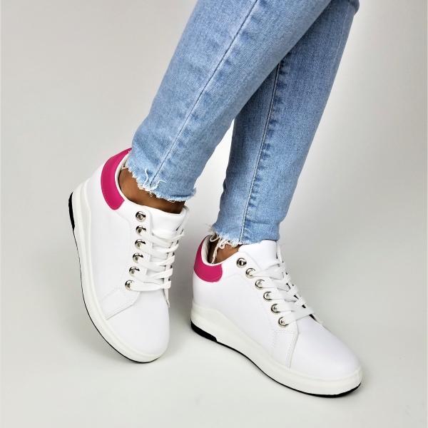 Incaltaminte Rosa - Pantofi Sport 3
