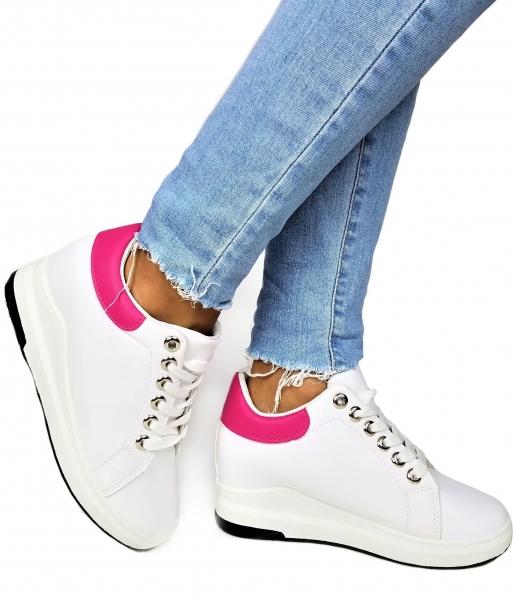 Incaltaminte Rosa - Pantofi Sport 4