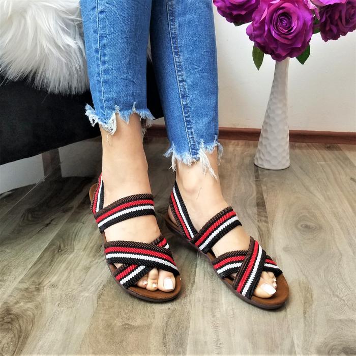 Incaltaminte Roxy Black - Sandale 1