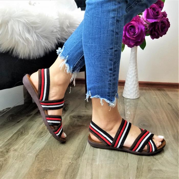 Incaltaminte Roxy Black - Sandale 2