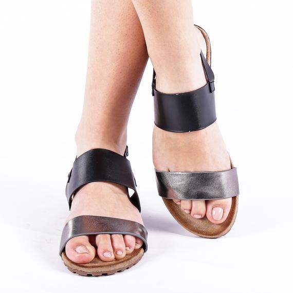 Incaltaminte Kamryn Black  - Sandale [2]