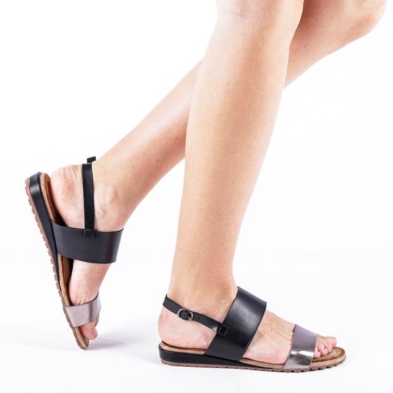 Incaltaminte Kamryn Black  - Sandale [0]