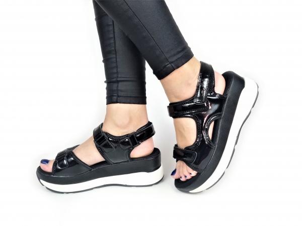 Incaltaminte Shift Black  - Sandale [1]