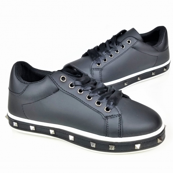 Incaltaminte Black Bonny - Pantofi Sport [0]