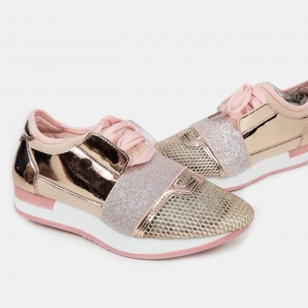 Incaltaminte Gold Jewel - Pantofi Sport 0