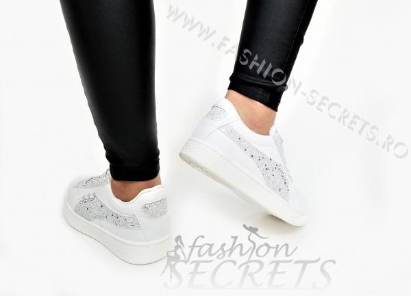 Incaltaminte Grey Secrets - Pantofi Sport 3