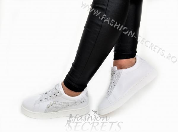 Incaltaminte Grey Secrets - Pantofi Sport 4