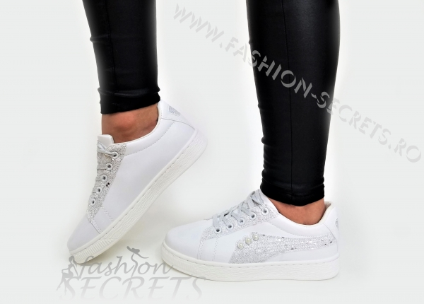 Incaltaminte Grey Secrets - Pantofi Sport 1