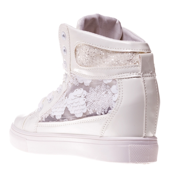 Incaltaminte White Sensation - Pantofi Sport [2]