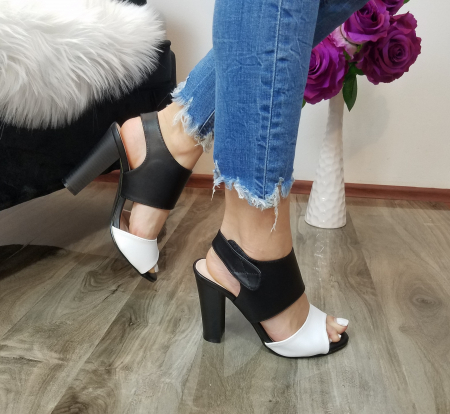 Incaltaminte Ada Black - Sandale1