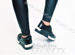 Incaltaminte Black Fashion  - Pantofi Sport3