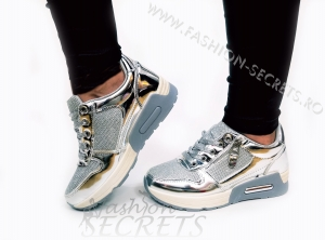Incaltaminte Grey Fashion - Pantofi Sport1