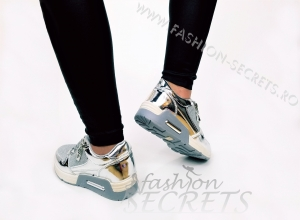 Incaltaminte Grey Fashion - Pantofi Sport2