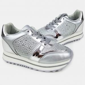 Incaltaminte Silver Precious - Pantofi Sport0