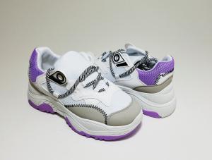Incaltaminte Allegria Violet - Pantofi Sport1