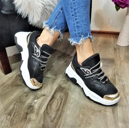 Incaltaminte Allegria Black - Pantofi Sport [1]