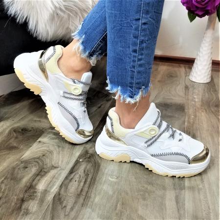 Incaltaminte Allegria White - Pantofi Sport0