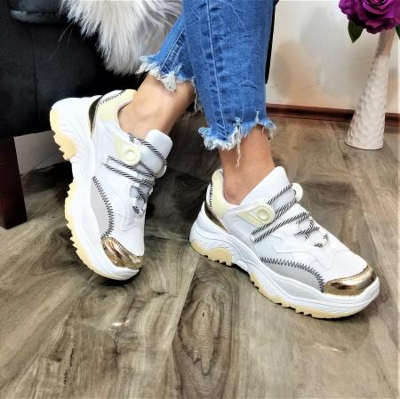 Incaltaminte Allegria White - Pantofi Sport1