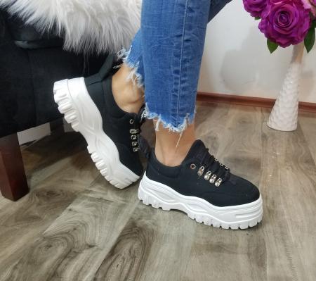 Incaltaminte Aramis Black - Pantofi Sport [2]