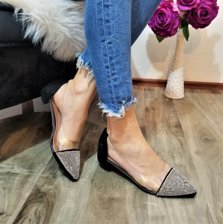 Incaltaminte Bela Black - Pantofi0