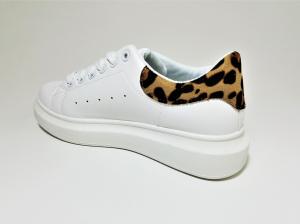 Incaltaminte Bonita White - Pantofi Sport3