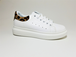 Incaltaminte Bonita White - Pantofi Sport2