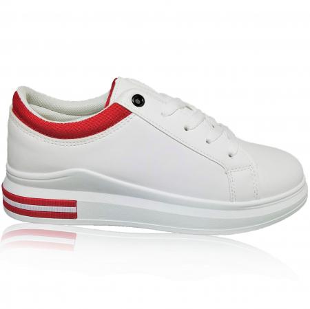 Incaltaminte Carolina Red  - Pantofi Sport0