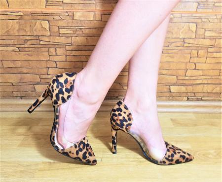 Incaltaminte Clona Leopard  - Pantofi [3]