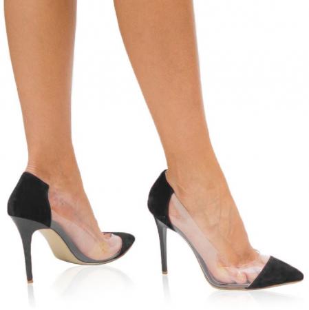 Incaltaminte Clona Black  - Pantofi0