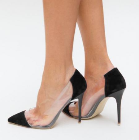 Incaltaminte Clona Black  - Pantofi2