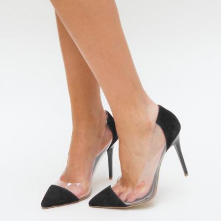 Incaltaminte Clona Black  - Pantofi1