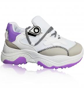 Incaltaminte Allegria Violet - Pantofi Sport0