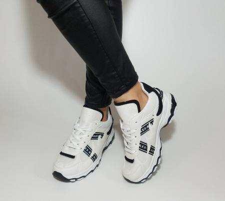 Incaltaminte Diamond Black - Pantofi Sport2