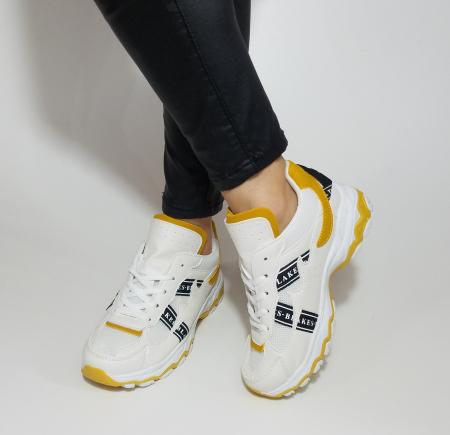 Incaltaminte Diamond Yellow - Pantofi Sport2
