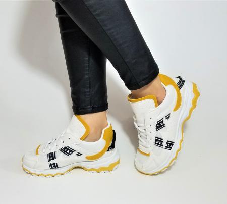 Incaltaminte Diamond Yellow - Pantofi Sport3
