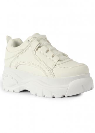 Incaltaminte Imala White - Pantofi Sport2