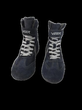 Incaltaminte Veer Dark Grey6