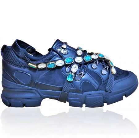 Incaltaminte Irina Black - Pantofi Sport0